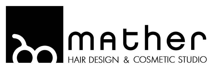 mather salon logo